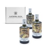pack 3 aceites Lacrima Olea 0'50L