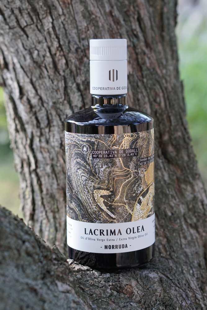 lacrima olea - varietat morruda - dop baix ebre - montsia - cooperativa agricola de godall