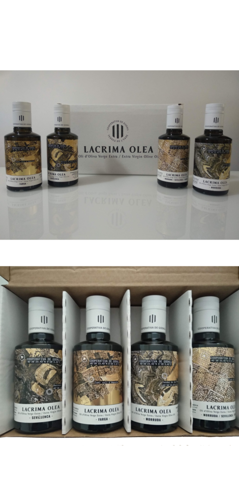 packs regal lacrima olea