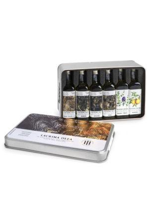 comprar oove premium Lacrima Olea amb caixa metal·lica per a regalar